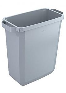 Durable Papperstunna 60L rektangulär grå