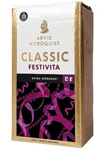 Classic Coffee Kaffe Festivita mörkrost 500g (fp om 500 g)