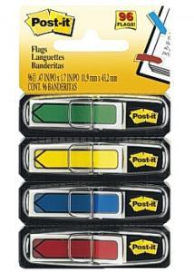 Post-it® Index Pilar 684 ljus färg