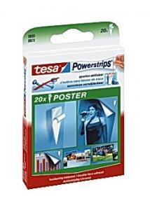 Powerstrips Tesa Poster 20/fp