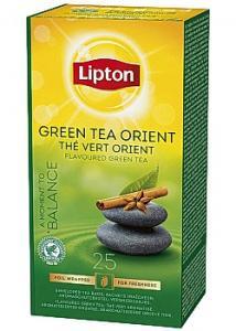 Lipton Te påse Green Tchae Orient (fp om 25 påsar)