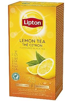 Lipton Te påse Lemon (fp om 25 påsar)