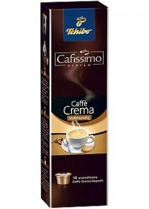 Cafissimo Kaffe crema 7gr (fp om 10 fp)
