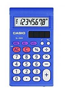 Casio Grundskoleräknare SL-450S