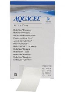 AQUACEL-Ag 4x10cm (fp om 10 st)