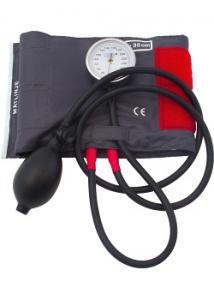 Blodtrycksmätare kpl 9x28cm 2-slang