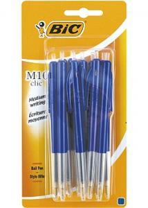 BiC Kulpenna M10 blister blå (fp om 10 st)