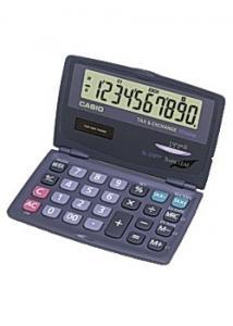 Casio Miniräknare SL-210TE