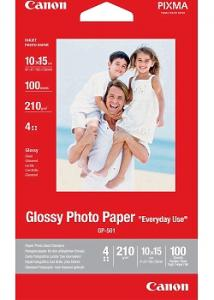 Canon Fotopapper GP-501 A4 210g (fp om 100 blad)