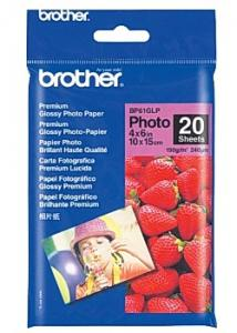 Brother Fotopapper BP61 10x15 190g (fp om 20 blad)