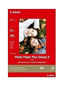 Canon Fotopapper PP-201 13x18 (fp om 20 blad)