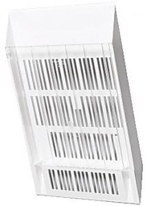Durable Blankettfacksfront Flexiboxx A4 stående