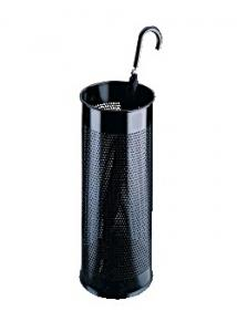 Durable Paraplyställ (Papperskorg) svart