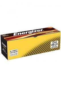Energizer Batteri Industrial D (fp om 12 st)