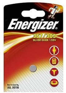 Energizer Batteri Cell Silveroxid 357