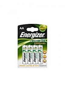Energizer Batteri Laddbar AA (fp om 4 st)