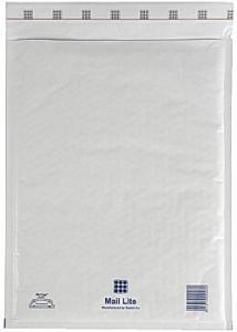 Bubbelpåse 270x360mm vit (fp om 50 st) Mail Lite®