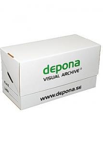 Arkivlåda Depona 06 större