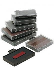 trodat Dynkassett till D50-8 rödblå (fp om 2 st)
