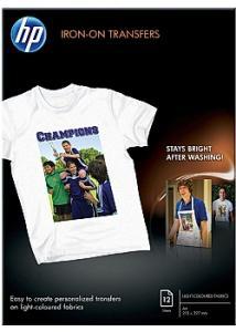 Hewlett Packard T-shirtfilm C6050A A4 (fp om 12 blad)