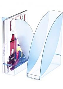 Cep Tidskriftssamlare ICE blå transparent