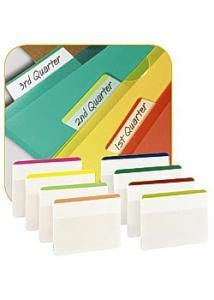 Post-it® Index Strong Arkivering 686F-1 (fp om 24 st)