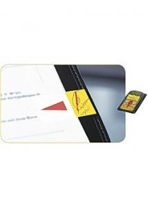 """Post-it® Index Symbol """"Skriv här"""" 680-31 (fp om 50 st)"""