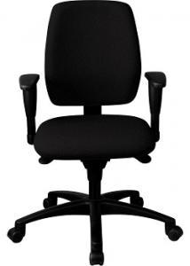 LANAB DESIGN Kontorsstol LD6135 svart