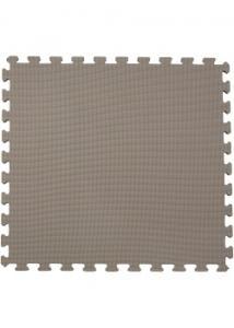 Pusselmattset grå (fp om 4 st)