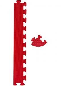 Pusselmatta kantset röd (fp om 12 st)