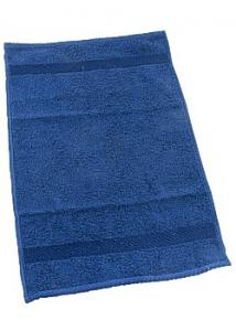 Frottehandduk marinblå 30x50cm