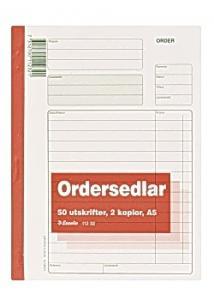 Esselte Ordersedlar A5