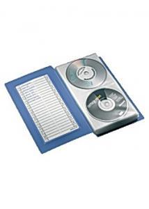 Esselte CD/DVD Förvaringsbok för 48 skivor (fp om 48 st)