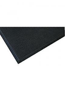 Matting Entrématta Rubett 83x100 cm svart