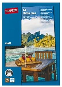 Fotopapper Premium A4 matt (fp om 25 blad)