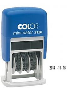 Colop Stämpel Datum Mini-Dater S120
