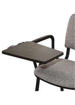Armstöd/skrivskiva konf.stol