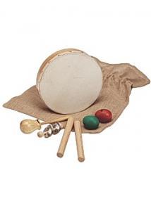 Rytmsats 5 instrument (fp om 5 set)