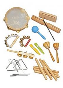Rytmsats 16 instrument (fp om 16 set)