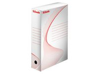 Arkivbox Esselte FSC® 80 mm 10/FP