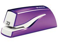 Elhäftare batteri Leitz WOW lila
