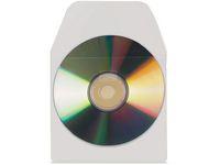 CD-R-ficka 3L självhäftande 10/FP