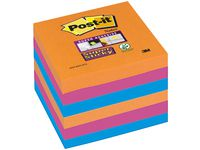 Post-it® Super Sticky Bangkok 76x76mm (fp om 6 block)