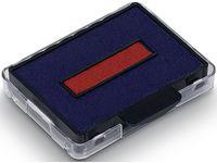 Stämpeldyna TRODAT 5030/5430 röd/blå