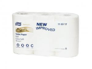 Toalettpapper TORK Mjukt Prem T4 42/FP