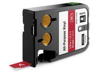 Dymo Tape XL 12 mm Röd 7m 1868761