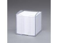 Blockkubshållare inkl block transparent