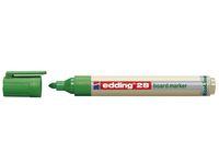 Whiteboardpenna EDDING Eco 28 grön