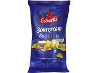 ESTRELLA Chips Sourcream 40g