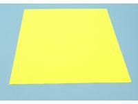 Textkartong 70x100cm matt gul (fp om 5 st)